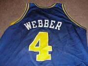 Chris Webber Jersey