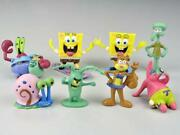 Spongebob Figures