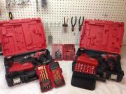 Milwaukee Drill Battery