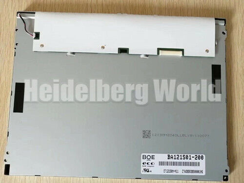 New LCD Panel  BA121S01-200  12.1inch With 90 days warranty