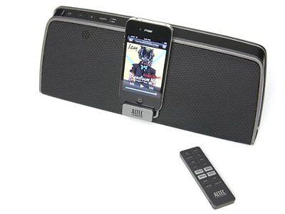 (Altec Lansing IMT630CAN iPhone Portable Spkr - Black)