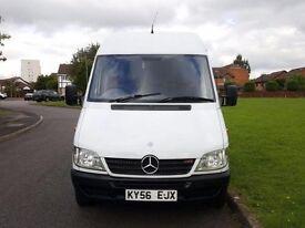 Mercedes Benz Sprinter LWB 311 CDi, Only 141k miles. £2,100.