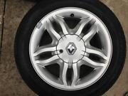 Renault Clio Alloy Wheels