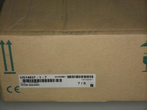 EUROTHERM CONTROLS TE10S/50A/240V *NEW IN BOX*