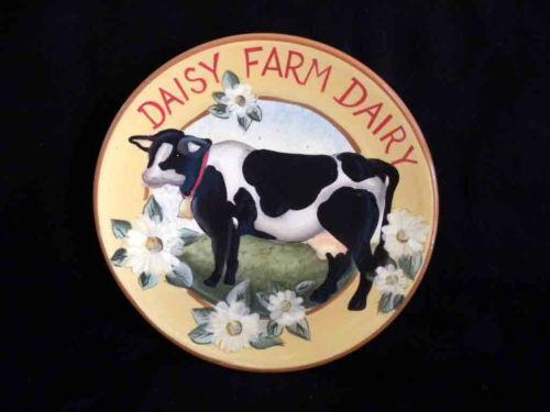 Cow Dinner Plates Ebay