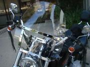 V Rod Windshield