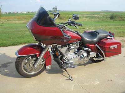 "Road Glide Windshield, Low Profile, 8"" Dark Tint,   FLTR"