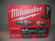 Milwaukee M18 Combo