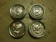 Jaguar Alloy Wheel Centre Caps