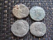 Uncleaned Roman Coins