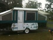 Jayco Pop Top Caravan