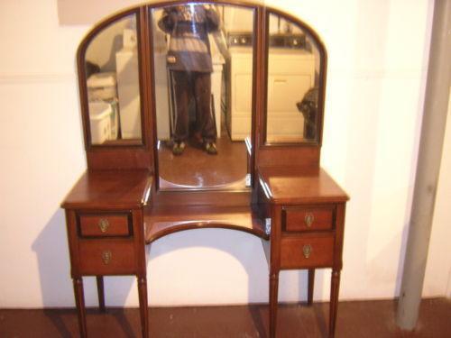 Vintage Vanity Table Ebay