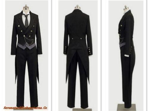 Butler Costume Ebay