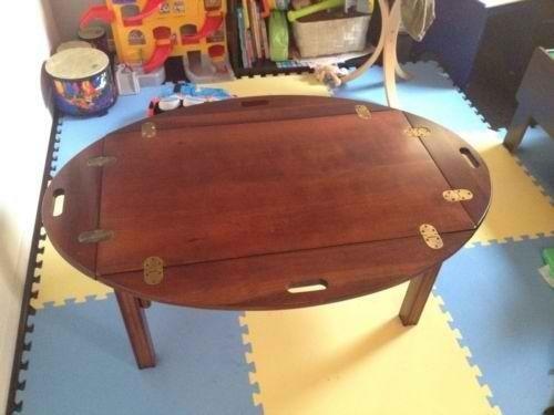 butler tray table | ebay