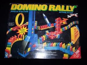 Domino Rally Action Alley EXCELLENT CONDITION