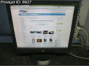 """Collection of 17"""" LCD Computer Monitors, $25 ea."""