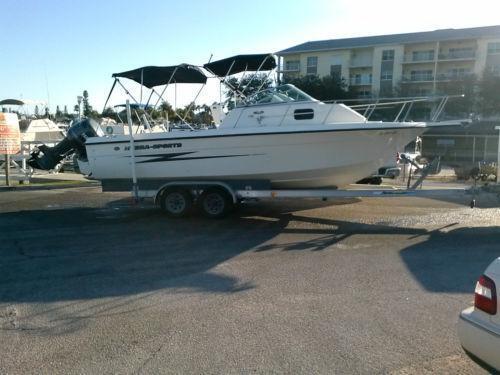 Sport fishing boats ebay for Ebay fishing boats