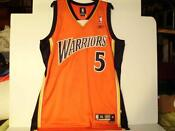 Baron Davis Warriors Jersey