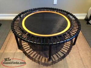 #1 Rated Adult Rebounder - Bellicon Classic - 44""