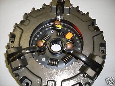 John Deere 850 900 950 990 1050 870 970 1070 Dual Stage Tractor Clutch Lva801352