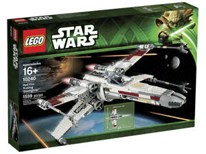 Lego Star Wars Ucs 10240 Red Five X Wing Starfighter For Sale Online