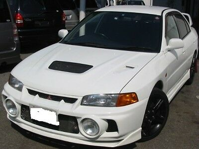 mitsubishi lancer 98 modified