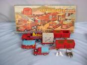 Corgi Chipperfields Circus Set