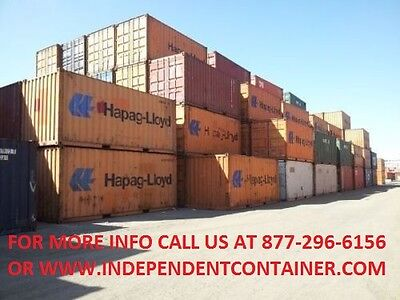 20 Cargo Container Shipping Container Storage Container In Dallastx Sale