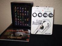 Artec FZT1 Fuzztown Dual Mode Analog Fuzz Guitar Pedal