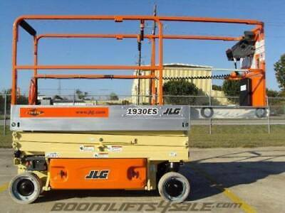 Jlg 1930 Electric Scissor Lift Refurbished Warranty - Jlg Dealer Genie