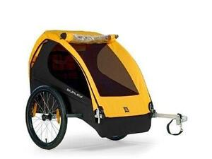 Child Bike Trailer Ebay