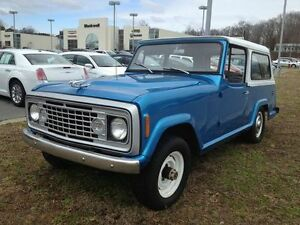 Seeking AMC Jeep Commando 1972/1973 with V8