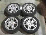 Subaru STI Wheels