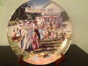 Little House on The Prairie Plate