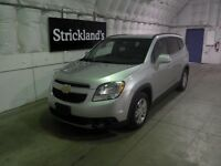 2014 CHEVROLET ORLANDO LT  |For the Active Family|