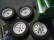 Used Weld Racing Wheels