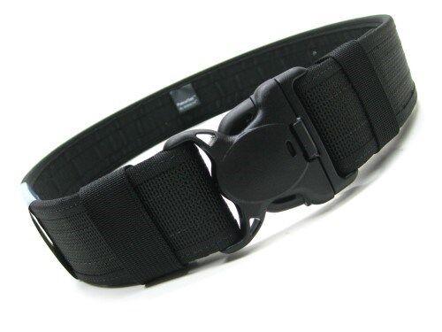 "BIANCHI 34""-40"" Medium Black PATROL TEK Hook Lining WEB Duty Belt New! 31442"