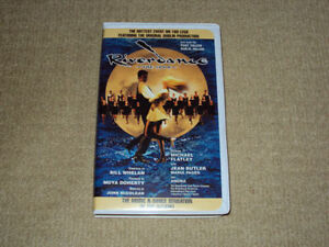 RIVERDANCE THE SHOW, VHS MOVIE, EXCELLENT CONDITION