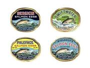 Salmon Label