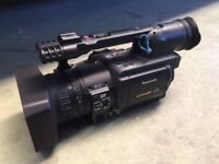 Panasonic AG-HVX201-AE HVX200 Upgraded Version - with PSU, cable