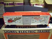 Lionel Christmas Boxcar