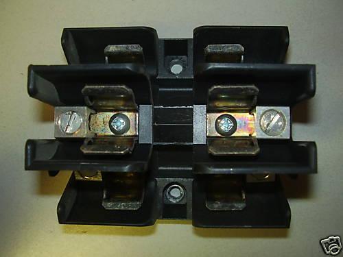 BUSSMANN JP600303CRA FUSE HOLDER 3 POLES