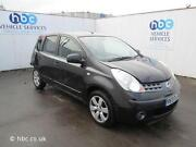 Nissan Note Parts