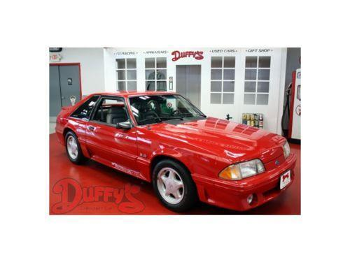 1993 Ford Mustang Ebay