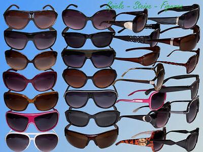 modische Sonnenbrille, Brille, Damenbrille Modell wählbar NEU günstig B-Ware
