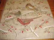 Pottery Barn Bird Pillow