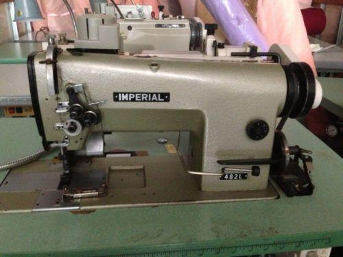 Double Needle Sewing Machine EBay Magnificent Mitsubishi Sewing Machine For Sale