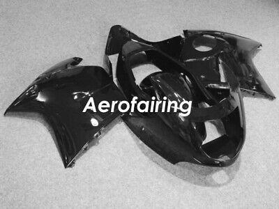 AF Fairing Injection Body Kit for Honda CBR1100XX Blackbird 1996-2007 Black