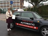 *****AUTOMATIC & MANUAL Driving lessons,driving school, driving instructor, AUTOMATIC & MANUAL *****