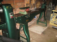 Harrison Graduate wood working lathe